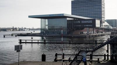 Muziekgebouw aan 't IJ Amsterdam